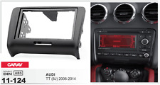 CARAV 11-124 2Din Marco Adaptador de Radio para AUDI TT (8J) 2006-2014