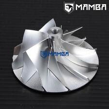 Turbo Billet Compressor Wheel for IHI Subaru RHB5 VF10 Upgrade (45.5/65 mm) 6+6