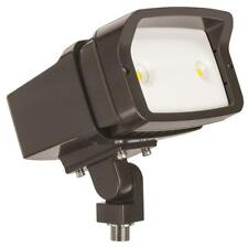 Lithonia Lighting OFL1 LED Bronze Outdoor 5000K Flood Light