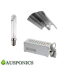 250W MAGNETIC BALLAST + HPS Lamp + Aluminium Reflector Hydroponics Lighting Kit