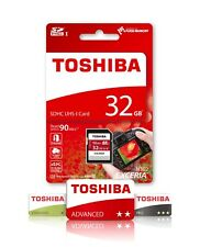 32GB Toshiba Memory SD card For Samsung NX200 WB750 S850 WB610 WB850F Camera
