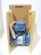 "2"" Rosemount 8705 ASA020P1W0N0G1D1Q4 150# Magnetic Flow Meter 2013 NEWINBOX 025A"