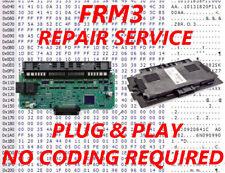 BMW MINI FRM3 Footwell Module Repair Service All E-series & Mini