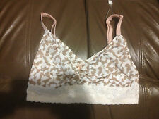MISSONI FOR TARGET PASTEL FLOWER BRALET  BNWT SZ 8