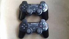 2 x CONTROLLER SONY PS3 DUALSHOCK SONY WIRELESS ORIGINALI