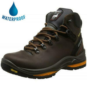 Grisport Saracen Mens Waterproof Leather Walking Hiking Boots Size 8-11