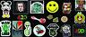 18 Weed Marijuana Cannabis 420 Fun Vinyl Stickers C