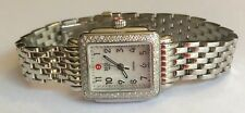 Michele Deco Mini Ladies Diamond MOP Watch MW06D01A1025