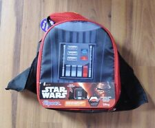 Flipeez Star Wars Darth Vader Lunch Bag with Cape NEW