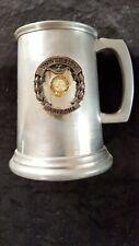 New listing Vintage UNIV OF ARIZONA Sheffield Pewter English Pub Tankard 1-Pt Beer Mug