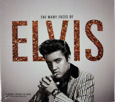 The Many Faces Of Elvis - Various (3 x CD) New & Sealed