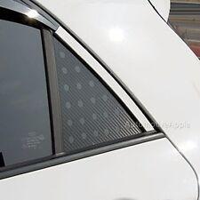 C Quarter Glass Carbon Decal Sticker For Hyundai i45 Sonata YF
