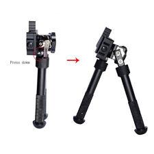 6.5 - 9 inch NEW Atlas Style QD Tactical Bipod Adjustable Pan Tilt Hunting Bipod