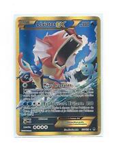 """Carte Pokemon - """"Léviator Ex"""" - Secrète 123/122 - Rupture Turbo - 100% neuve FR"""