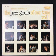 "MANNY ALBAM ~ Jazz Greats Vol 1 Mulligan ~ CRL 57173 ~ VINYL LP 12"" Record Album"