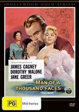 Man Of A Thousand Faces (DVD, 2013)
