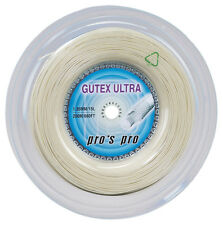 Pro's Pro gutex ultra 1,35 mm 15 L tennis cordes 200m Bobine