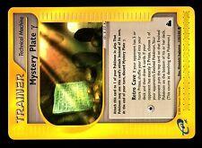 POKEMON SKYRIDGE UNCO (ENGLISH CARD) CARTE N° 135/144 MYSTERY PLATE YPSILON