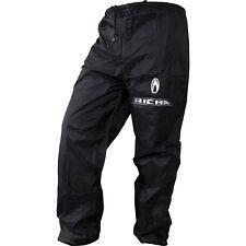 Richa Waterproof Rain pants Over Pants Trousers Motorcycle Bike Jeans Black