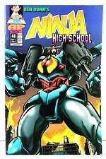 Ninja High School #48 Ben Dunn 1995 Comic Antarctic Press Comics VG