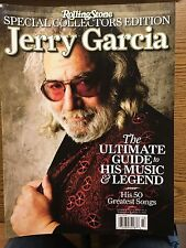 Jerry Garcia Ultimate Guide Rolling Stone Special Collector (Grateful Dead)
