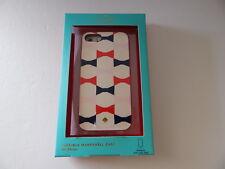 Kate Spade Flexible Hardshell Case For iPhone SE/5/5S Deborah Bow New