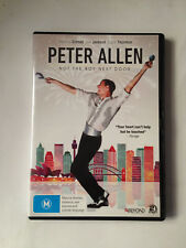 Peter Allen - Not The Boy Next Door (DVD, 2015, 2-Disc Set)