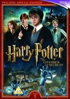 Harry Potter And The Chamber Of Segreti DVD Nuovo DVD (1000596897)