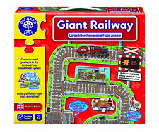 Orchard Toys ferrocarril gigante