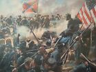 """Don Troiani """"Mahone's Counterattack"""" Signed-Limited-History-Dealer Print Realism"""