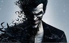 Poster A3 Joker Batman 10