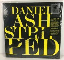 Daniel Ash, LOVE AND ROCKETS, 2XLP, Yellow Colored Vinyl, STRIPPED, Bauhaus RSD