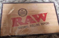 RAW Door Mat Bamboo Design Wood 30 x 17 inches NEW UK SELLER