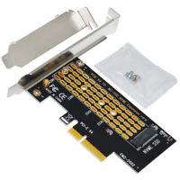 PCIe Single Slot x4 Apple SSD Adapter PCI Karte Apple Mac