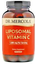 Vitamin C Liposomal 180 Kapseln Dr. Mercola - Nahrungsergänzungs