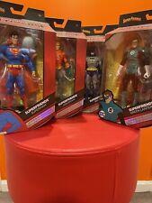 DC Multiverse Super Friends Superman Aqua Man Batman Green Lantern 6?Fig Lot New