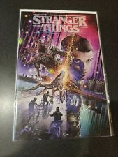 STRANGER THINGS 1 CLAYTON CRAIN EXCLUSIVE VARIANT SCORPION COMICS