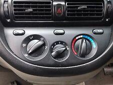 Breaking for Spares, Chevrolet Tacuma, 2.0 Auto, Heater Controls
