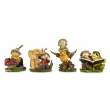 Darice® Miniature Fairy Garden Pixies Playing - you will get the one with frog