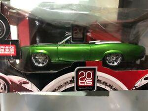 Malibu International die cast 1969 Pontiac GTO  CC  1:24
