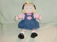 KIDS PREFERRED HARLEY DAVIDSON MOTORCYCLES BABY GIRL DOLL SOFT STUFFED CLOTH
