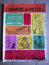 Corriere dei Piccoli n°12 1967 [G750] CON INSERTO SCUOLA