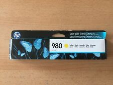 Hewlett Packard 980 -Original  Yellow Ink Cartridge - D8J09A