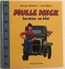Mulle Meck berattar om bilar
