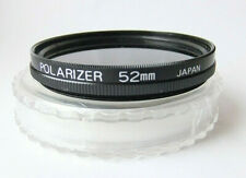 polarizing filter 52mm Japan
