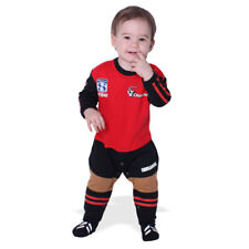 NZ Super Rugby Canterbury Crusaders Baby Footysuit - Sizes 000 - 3  *SALE PRICE*