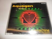 CD  Aquagen - Lovemachine