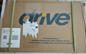 New In Carton Drive RTL12203KDR Medical Bathroom Safety Shower Tub Bench Chair