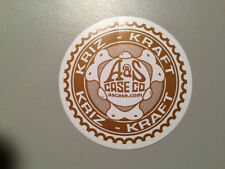 A & S Case Co. Sticker / Decal