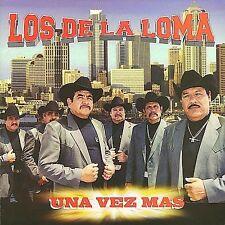 De La Loma : Una Vez Mas CD